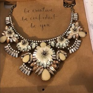 Chloe and Isabel Bella Fiore statement necklace
